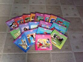 Disney Scholastic Reading Books