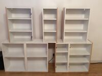 Kitchen wall units in good condition