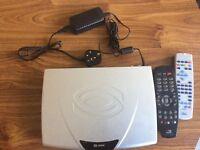 Sagem PVR digital TV box with recording