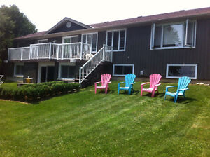 Upscale Fully Furnished home on Chemong Lake