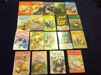 Ladybird collection of books 1