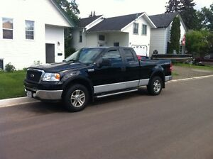 2007 Ford F-150 4X4 Supercab 4.6 L