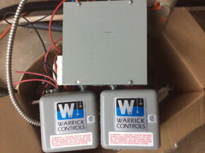 Water pump control system