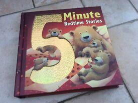 5 Minuet Bedtime Stories
