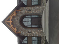 Do you require any aspect of masonry or stucco work