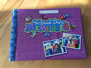 Memories - School Book / Scrapbook