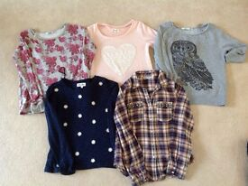 MASSIVE BUNDLE OF TEEN GIRLS WINTER CLOTHES
