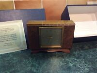 Vintage Elliot clock