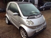 Smart for two spares or repairs
