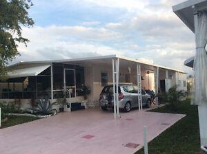 maison mobile en Floride