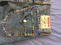 True religion brand jeams