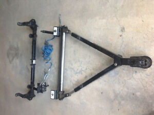 Tow Bar and Baseplate Bracket