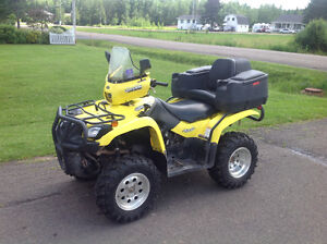 NEW PRICE!! MUST SELL !! 2007 Suzuki Vinson