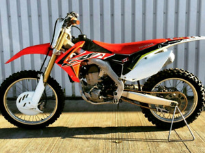 2016 crf450r for trade