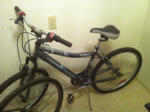 2 bikes separately ($100/$200) or together ($250) w/accessories