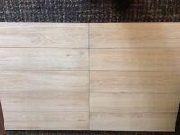 2000 sq ft of Angora Vintage Wood Tile
