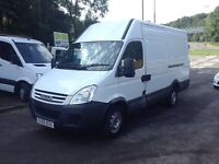 2009 iveco daily 2.3 hpi 3500kg mwb high roof van
