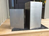 WHIRLPOOL STAINLESS VENT COVER