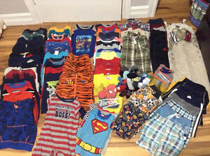 Selling 2 toddler boys clothes