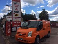 FORD TRANSIT RWD with ADDED EXTRAS!! **ARCTIC COMMERCIALS**