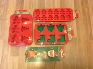 Christmas Cookie Cutters And Molds