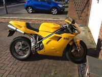 Ducati 996 one owner from new