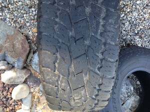 2 Toyo Truck tires - AT Open Country Extreme