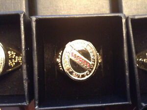 New York Rangers Stanley Cup Ring (Molson)