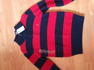 Size 6 Polo sweater