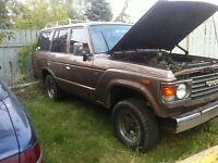 1987 Toyota Land Cruiser clean Wagon