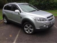 Chevrolet Captiva 2.0VCDi ( 150ps ) ( 7st ) LTZ