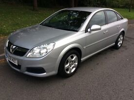 2008 Vauxhall Vectra 1.9 Exclusive CDTI-1 owner-new mot-great economy-great value