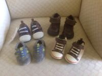 Robeez. Baby Boy Shoes/Boots