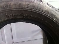 Snow tires 195/60 R15 **** like new****