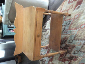 ANTIQUE WOOD WASH Stand