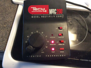 Tech 4 MRC 260 train controller