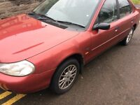 2000 Ford Mondeo 1.8 Verona-February 2017 not-2 owners-82,000-Xmas runner