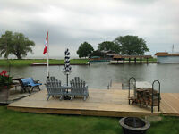 Lighthouse Cove- Bugsy's Cottage Rental-Lake St. Clair