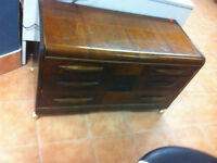 Antique Three drawer dresser
