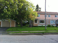 Red Rock Ontario - 3 Bedroom Semi-Detached House for Rent