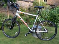 "Specialised Rockhopper 21"" Large frame bike"