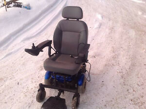 24 inch wide electric wheelchair