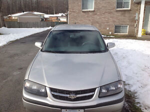 2005 Chevrolet Impala sedan for sale with Safety & E.Test $3,000