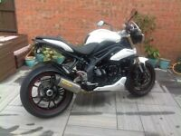 Triumph speed triple abs 1050