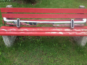 1971-1973 Ford Mustang OEM used Rear Bumper for Parts