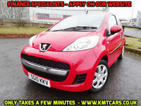2010 Peugeot 107 1.0 12v Urban - ONLY 15000mls - KMT Cars