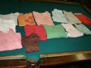 Girl's Size 10/12 Spring and Summer Clothes