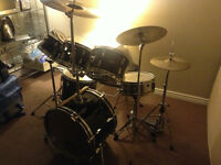 Drum set for sale!