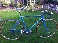 "Retro BSA road bike 23"" frame"