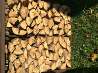 Seasoned Hickory Fire Wood